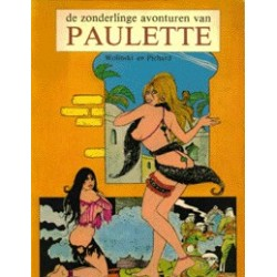 Paulette setje<br>deel 1 t/m 6<br>1e drukken 1981-1984