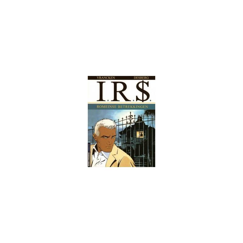 IRS 09 Romeinse betrekkingen