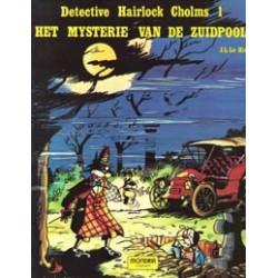 Detective Hairlock Cholms HC 01 Het mysterie van de Zuidpool