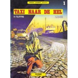 Freddy Joubert 01 HC Taxi naar de hel 1e druk 1981