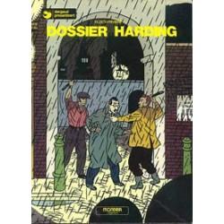 Floch & Riviere Dossier Harding SC 1e druk 1981