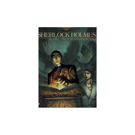 Sherlock Holmes D03 HC De Necronomicon 1 De vijand van binnen (Collectie 1800)