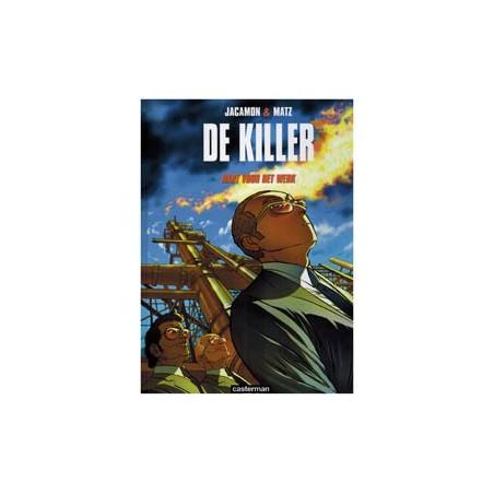 Killer 10 HC Hart voor het werk 1e druk 2012