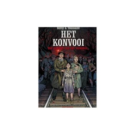 Konvooi set deel 1 & 2 1e drukken 2012-2013