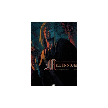 Millennium 01 De honden van God