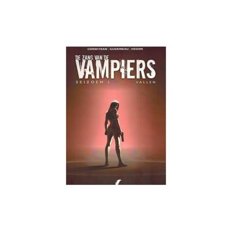 Zang van de vampiers  12 Vallen