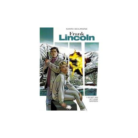 Frank Lincoln  HC 01 De wet van het hoge Noorden