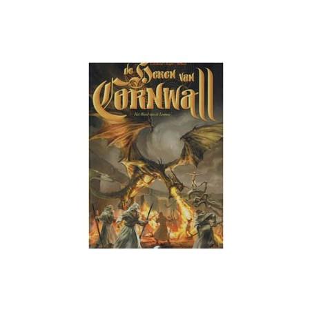 Heren van Cornwall 01 HC<br>Het bloed van de Loonois'