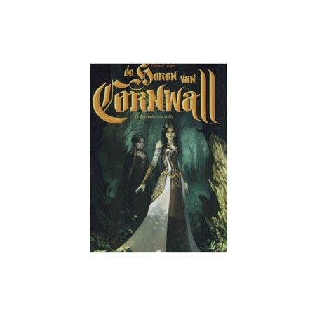 Heren van Cornwall 02 HC De stiefdochter van de Fee