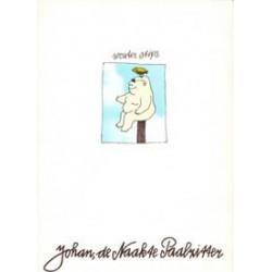 Stips Johan, de naakte paalzitter 1e druk 1979