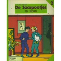Jacopootjes 02 SC<br>In Japan<br>1e druk 1981