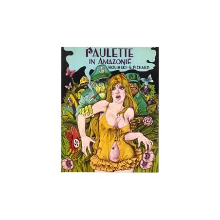 Paulette 04 In Amazonië 1e druk 1983