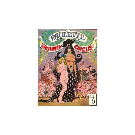 Paulette 06 Het vrouwencircus 1e druk 1984