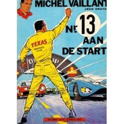 Michel Vaillant<br>05 - Nr. 13 aan de start<br>herdruk Helmond