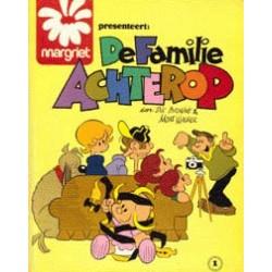 Familie Achterop set<br>Deel 1 t/m 12<br>1e drukken 1977-1985