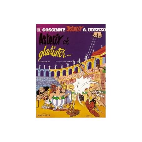 Asterix HC 04 Als gladiator 1e druk 2002