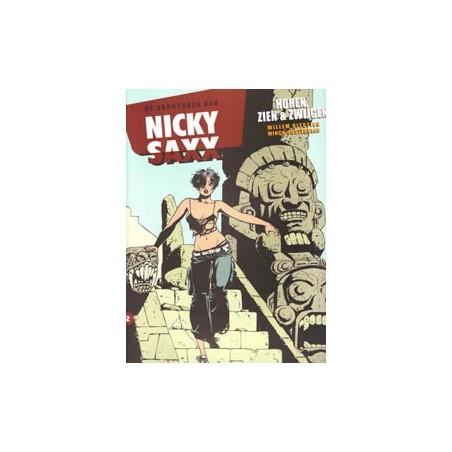 Nicky Saxx 02 Horen, zien & zwijgen