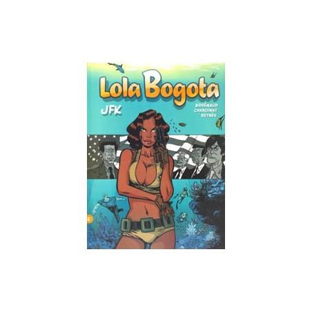 Lola Bogota 02 JFK
