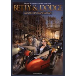 Betty & Dodge 01 SC Moord in Manhattan