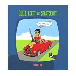 Olga 01 Olga geeft het starschot