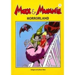 Max & Mummie 01 HC Horrorland