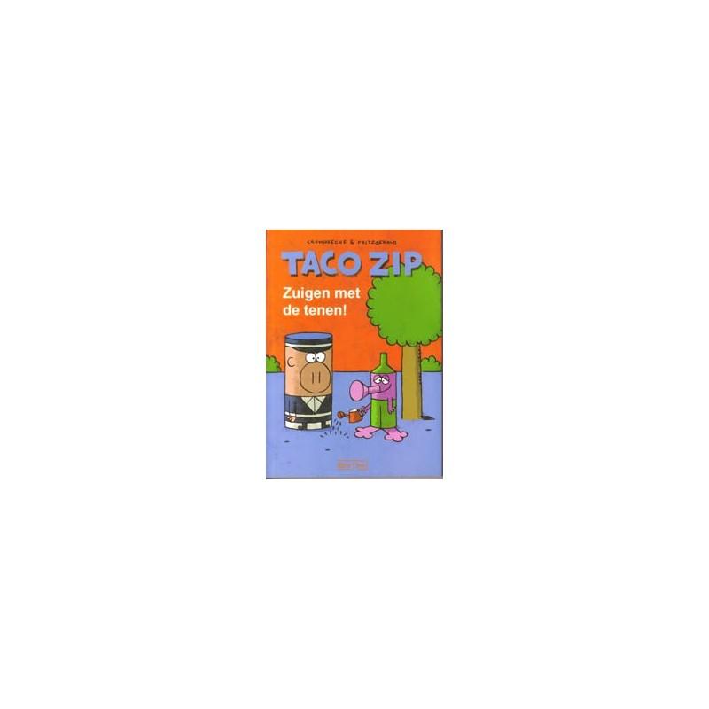 Taco Zip Zuigen met de tenen!