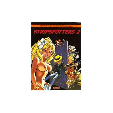 Parodiereeks 04 Stripspotters 02 1e druk 1991