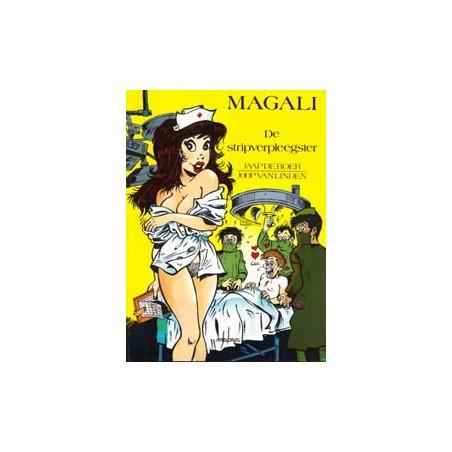 Parodiereeks 05 Magali, Stripverpleegster 1e druk 1991