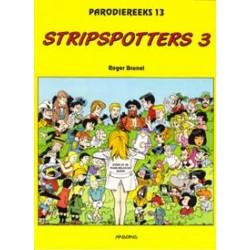 Parodiereeks 13 Stripspotters 3 1e druk 1995