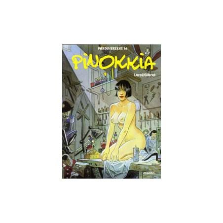 Parodiereeks 16 Pinokkia 1e druk 1995