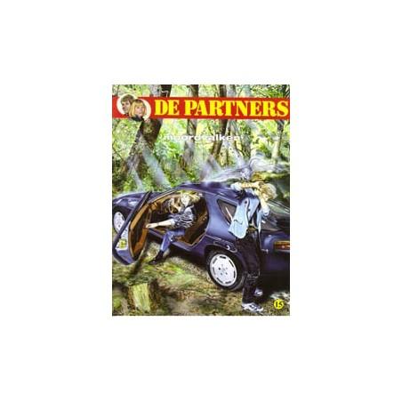 Partners 15 Moordvalken 1e druk 2001