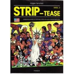 Striptease 02 SC Amerikaanse Striphelden in hun onderbroek