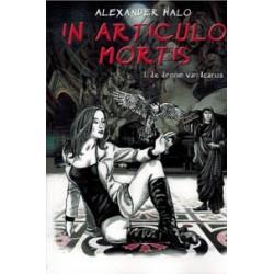 Halo<br>In articulo mortis 01<br>De droom van Icarus