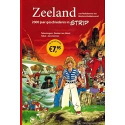 Zeeland in strip 2000 jaar geschiedenis
