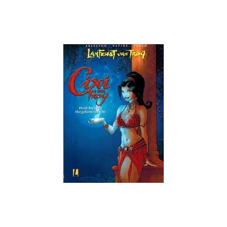 Lanfeust Cixi van Troy 03% Het geheim van Cixi 1e druk 2012