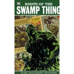 Roots of the Swamp Thing tpb