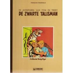 Pom & Teddy HC<br>De zwarte Talisman<br>herdruk 1984
