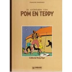 Pom & Teddy HC<br>Tockburger Circus<br>herdruk 1983