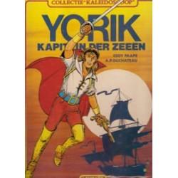 Yorik HC<br>Kapitein der Zeeen<br>herdruk 1982
