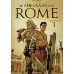 Adelaars van Rome set<br>deel 1 t/m 3<br>1e drukken 2008-2012