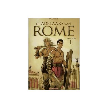 Adelaars van Rome set deel 1 t/m 5 1e drukken 2008-2016