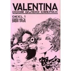 Valentina setje<br>Deel 1 t/m 6<br>1e drukken 1986-1987