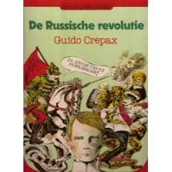 Avonturier-reeks 10 De Russische revolutie HC 1e druk 1982