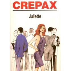 Crepax Juliette HC 1e druk 1990