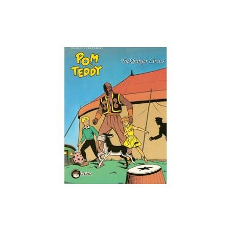 Pom & Teddy SC Tockburger Circus herdruk 1996