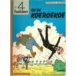 Vier (4) helden 05<br>En de Koeroekoe<br>herdruk