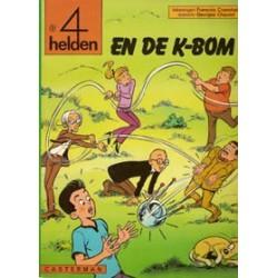 Vier (4) helden 07<br>De k-bom<br>herdruk