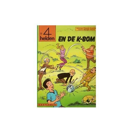 Vier (4) helden 07 De k-bom herdruk