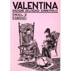 Valentina 02<br>Blauwbaard<br>1e druk 1986