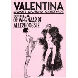 Valentina 04<br>Op weg naar de allerhoogste<br>1e druk 1986